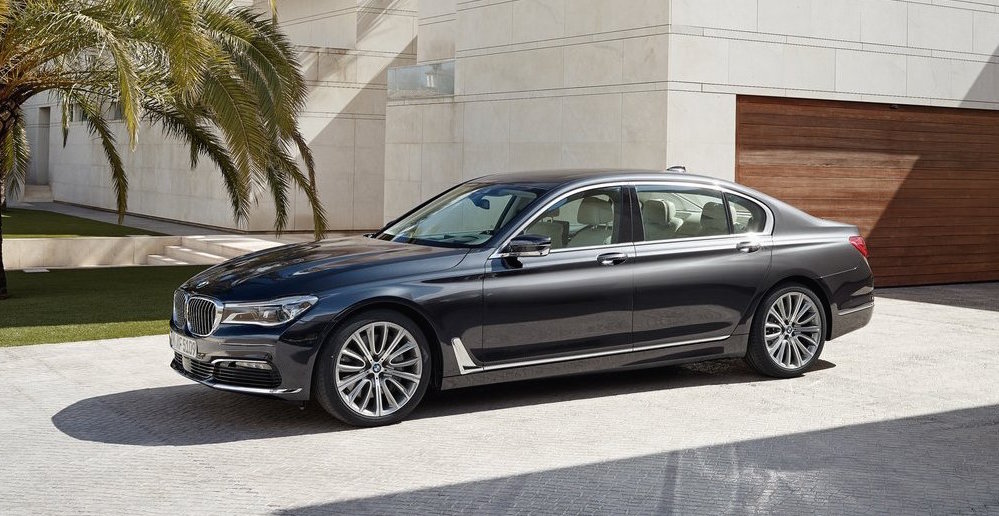 Bmw 7 Series Best Luxury Cars: BMW 7-Series Sedan Wins 2016 World Luxury Car Award