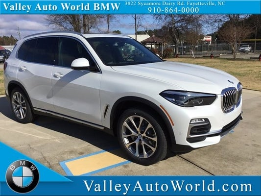 New 2021 Bmw X5 For Sale Fayetteville Nc Clement B14370