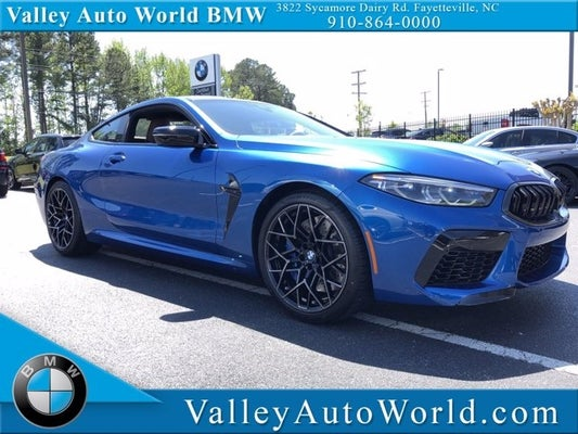 New 2020 Bmw M8 For Sale Fayetteville Nc Clement B14061