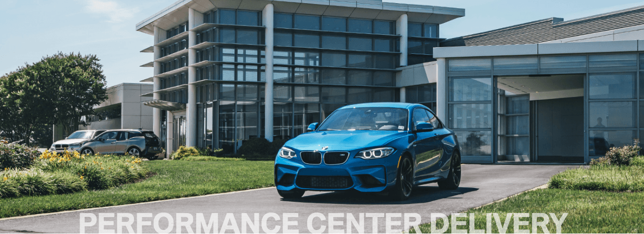 Bmw Performance Center >> Bmw Complimentary Performance Center Delivery Package Fayetteville Nc